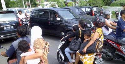 Prakiraan BMKG Tsunami Di Gempa Aceh 8,9 SR 2012