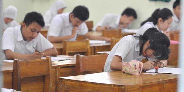 Kesalan Murid Waktu UN Salah Memasukkan Kode Soal Ujian