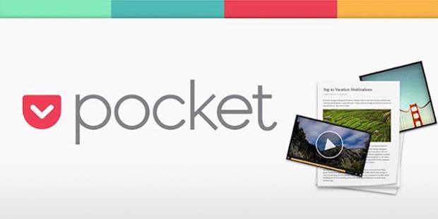 """Simpan dan Baca Artikel Favorit dengan """"Pocket"""""""