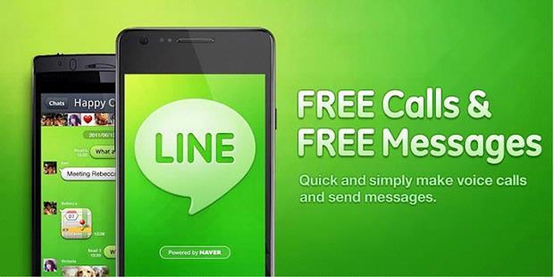FREE DOWNLOAD LINE APLIKASI ANDROID TELPON SMS GRATIS
