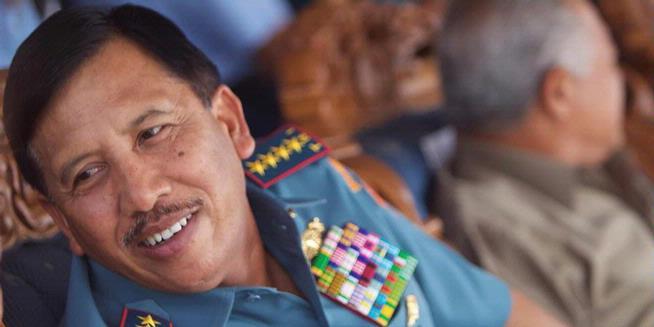 AM Putranto Komandan PMPP TNI