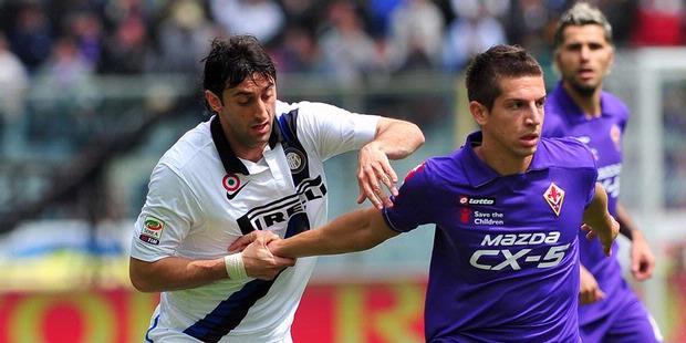 Fiorentina vs Inter Milan 0-0