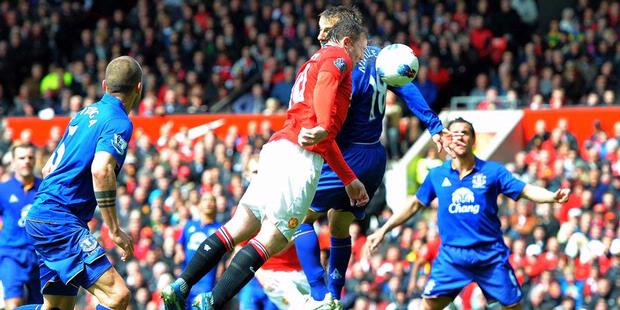 Video Manchester United vs Everton