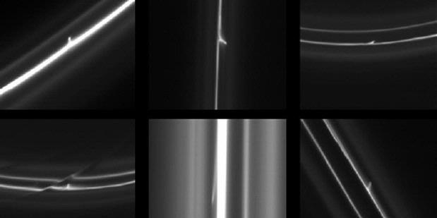Inilah Bola Misterius di Cincin Saturnus
