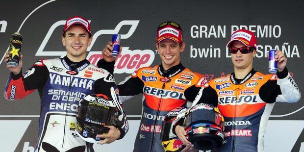Hasil Akhir Pertandingan MotoGP Terbaru 2012
