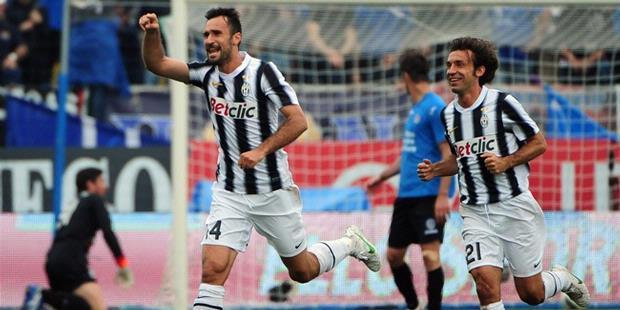 Novara vs Juventus 0-4