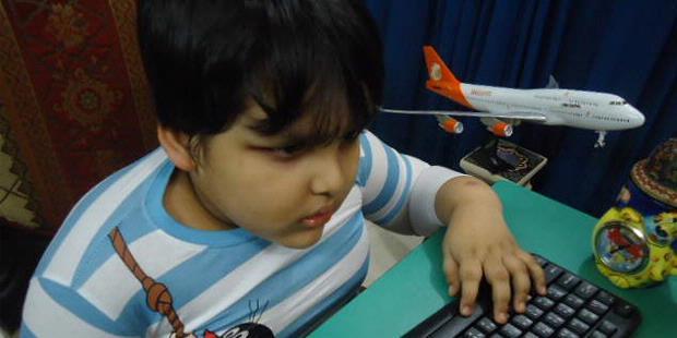 Farhan Bocah 6 Th Belajar Bahasa Pemograman C++
