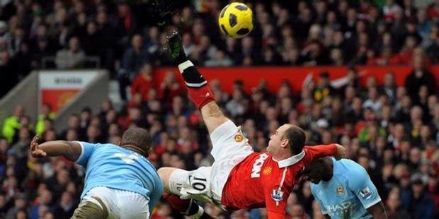 Liga Inggris  - Liga Primer: Gol Rooney terbaik sepanjang sejarah