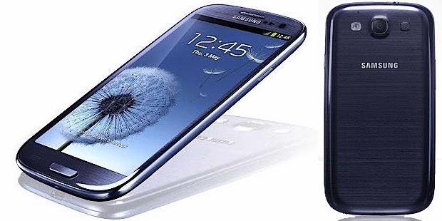 Membandingkan Samsung Galaxy SIII