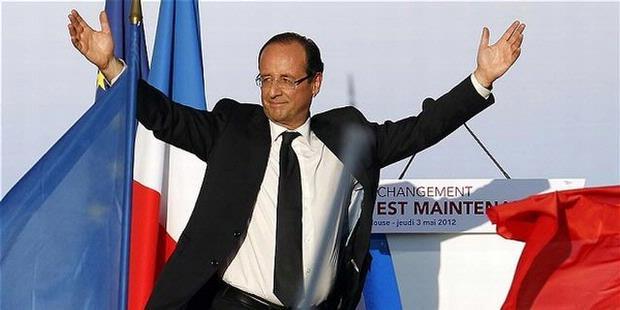 Data Prestasi Biografi Francios Hollande Presiden Prancis 2012