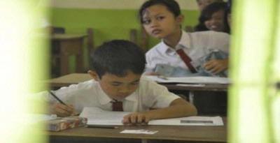 16.839 Pelajar SD Siap Hadapi Ujian Nasional