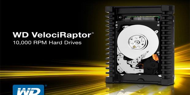 WD Kenalkan Hard Drive 1 TB 10.000 RPM