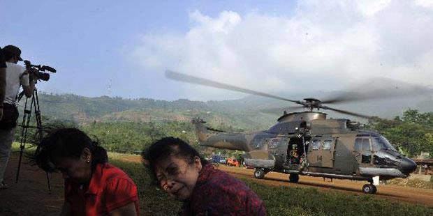 Total 12 Korban Tewas Pesawat Sukhoi Ditemukan