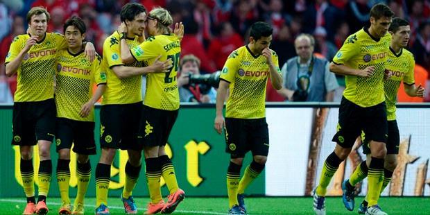 Dortmund vs Muenchen