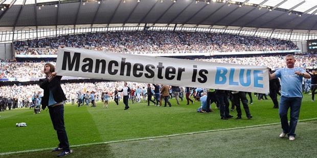 Kota Manchester Kini Milik City - berita Liga Inggris