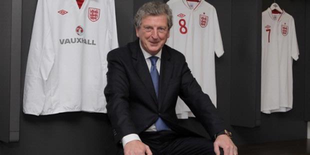 Manajer tim Inggris Roy hodgson