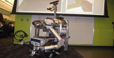 Robot Canggih Pembantu Manusia
