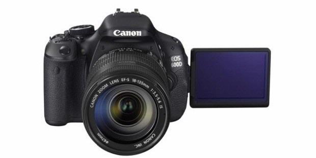 Daftar Harga Kamera Cannon DSLR Touchscreen 2012