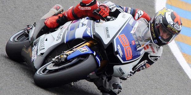 Hasil MotoGP Le Mans Prancis