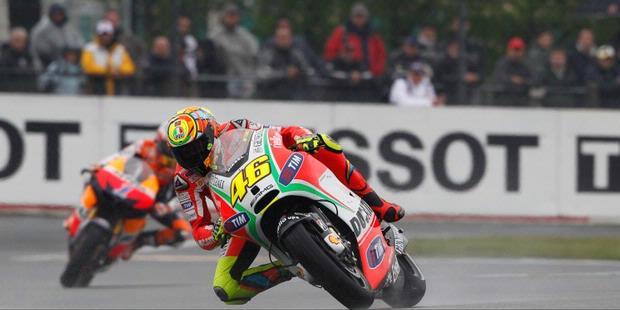 Hasil Akhir GP Prancis 2012