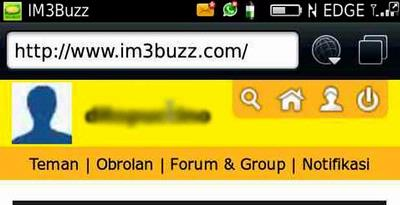 IM3 Buzz