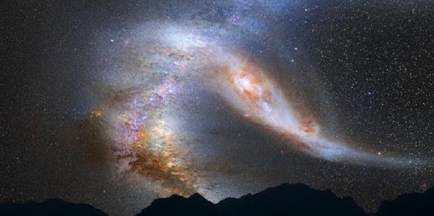 Bimasakti Akan Bertabrakan dengan Andromeda, Kiamat?