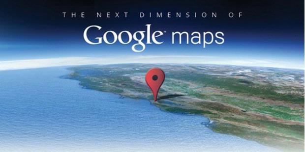 Google Maps not running