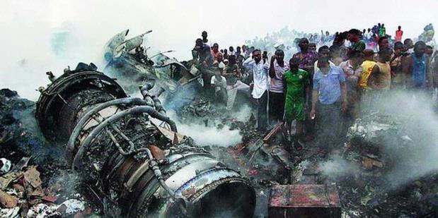 Kronologi Jatuhnya Pesawat Dana Air Nigeria 2012