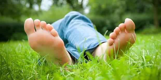 FOTO KAKI SEHAT cara cepat menghilangkan bau kaki yang busuk