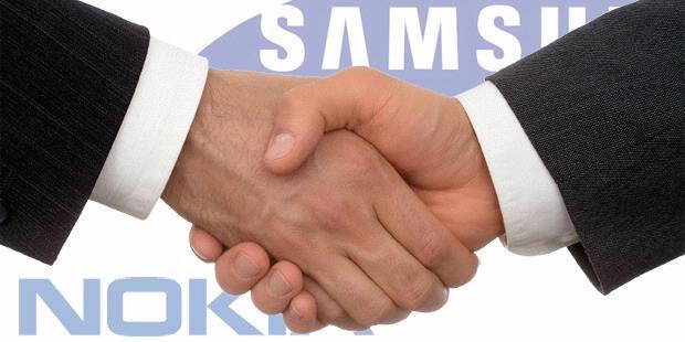 Samsung Beli Saham Nokia 2012
