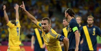 Klasemen Sementara Uero 2012 Polandia-Ukraina