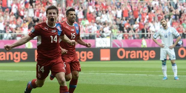 Yunani vs Rep.Ceko EURO 2012