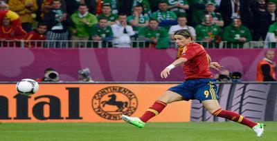 Spanyol vs Irlandia 4-0 EURO 2012