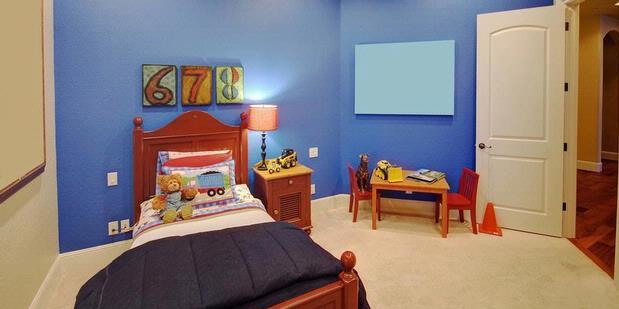 lima pilihan warna kamar anak properti