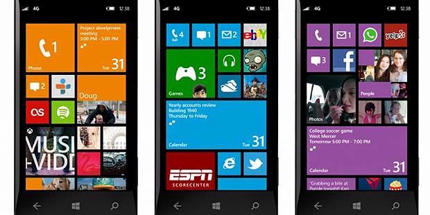 Spesifikasi Nokia Windows Phone 8 2012