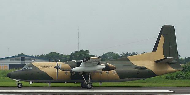 Video Amatir Jatuhnya Fokker 27 Halim 2012