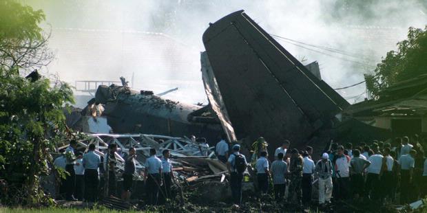 Penyebab Utama Jatuhnya Fokker 27 Halim 2012