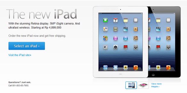 "3 Alasan Apple ""Pensiunkan"" iPad 3"
