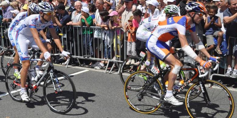 Teknologi Dampingi Tour De France 2016