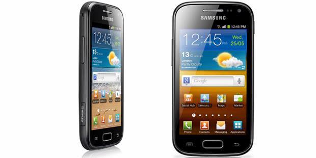 Galaxy Ace 2 dan Galaxy Ace Duos Resmi Di Rilis