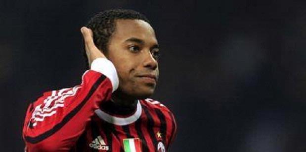 Coppa Italia: AC Milan tanpa Robinho - Berita