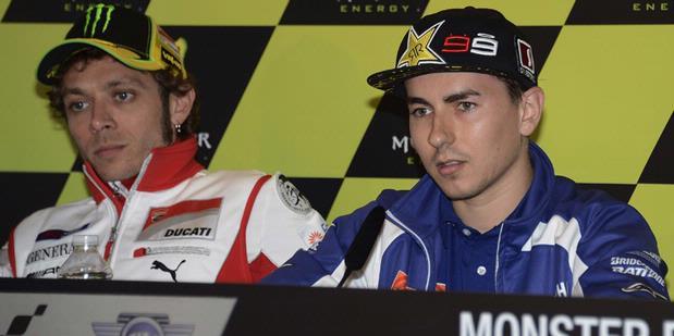 Profesional, Lorenzo Santai Bila Rossi Kembali Ke Yamaha