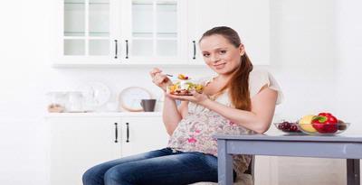 Modifikasi Pola Makan Saat Hamil