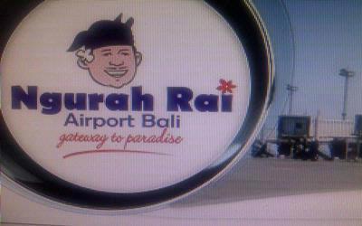 334 Penerbangan dari dan ke Bali Dihentikan