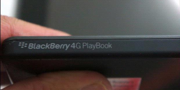 Daftar Lengkap Harga Blackberry Playbook 4G 2012