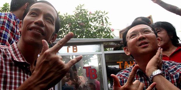 Kubu Foke-Nara Laporkan Iklan Kampanye Jokowi-Basuki