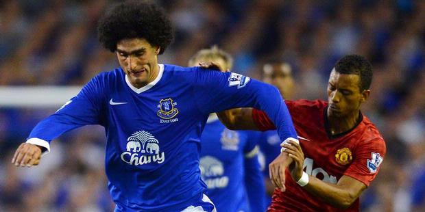 Hasil Everton vs Manchester United (Liga Inggris) 21 Agustus 2012