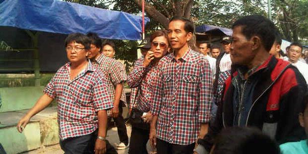 Jokowi: Pawang Geni Solusi Ampuh di Daerah Kumuh