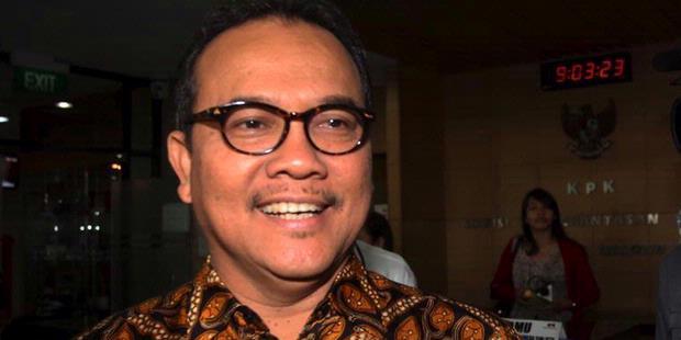 Riau Governor Rusli