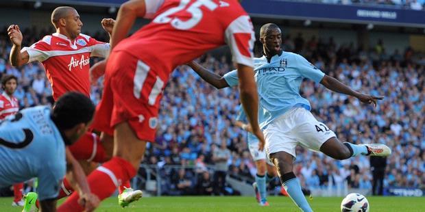 Manchester City vs QPR